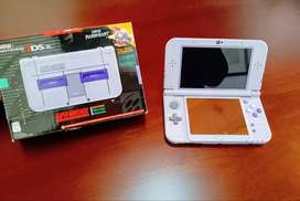 Consola New Nintendo 3ds Xl Super Nintendo Edition
