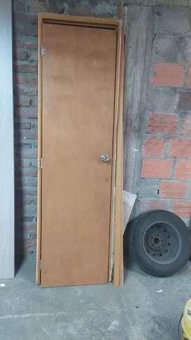 Vendo puerta nueva 60x213
