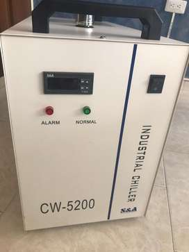 Chiller Industrial CW5200