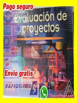 Libro evaluacion de proyectos metodologia para evaluar inversiones de forma adecuada e inteligente
