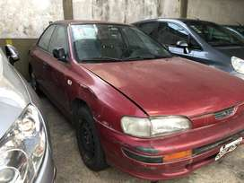 SUBARU Impreza 1.8 GL 4WD 4p 1993