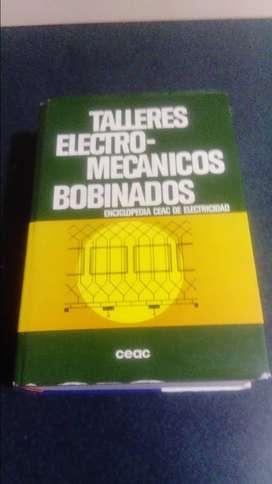 TALLERES ELECTRO-MECANICOS BOBINADOS CEAC