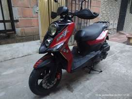 Scooter SYM CROX 125