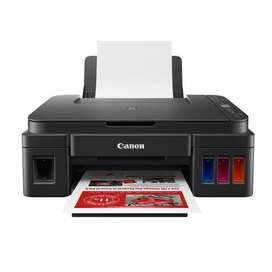 impresora  canon g3110 WIFI
