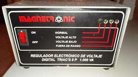 REGULADOR MAGNETRONIC IND 1000 VA