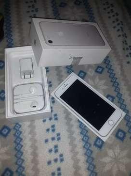 vendo o cambio iphone 7 de 32gb como nuevo