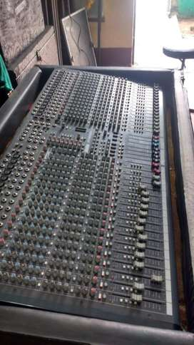 Mixer Allen Heath 32   Seminueva