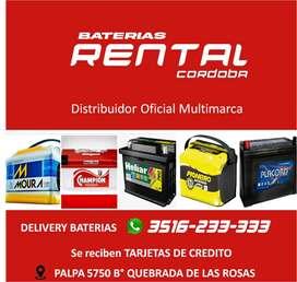 Baterías 45A 55A 60A 65A 75A