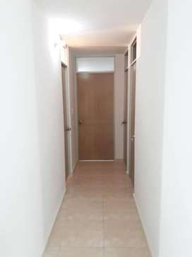Apto en arriendo Brisas de caña brava, 3 habitaciones 2 baños, 7° piso