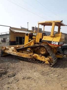 Se vende tractor caterpillar D5M zapaton