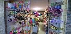 Vendo negocio Tienda de regalos