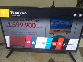 """televisor LG smartv de 32"""""""
