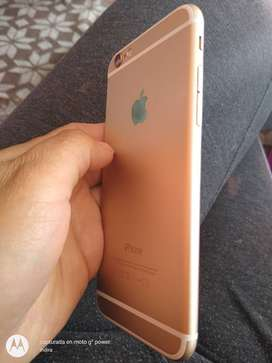 IPHONE 6 color dorado
