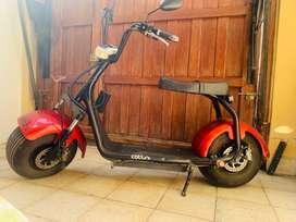 Scooter eléctrico en venta