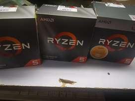 Vendo procesador AMD ryzen 5 3600 nuevo
