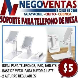 SOPORTE PARA TELEFONO DE MESA EN DESCUENTO EXCLUSIVO DE NEGOVENTAS