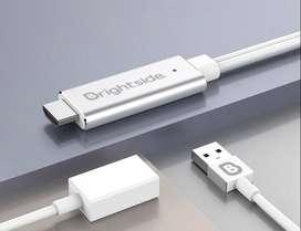 Cable Mhl Convertidor Para Celular Hd Video/ Apple Android