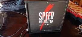 Cartel luminoso speed