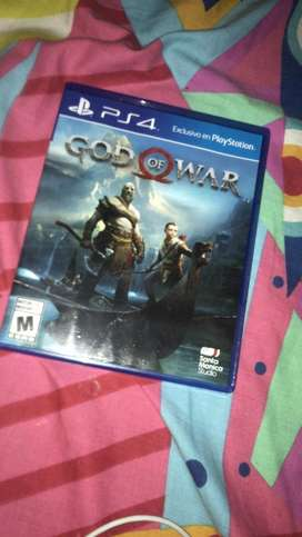 God of war intacto