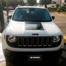Vendo mi Jeep Renegade