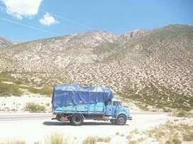 Mudanzas camion grande