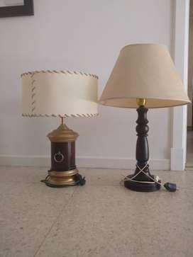 VENDO Lámparas. Ambas por $2500