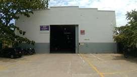 Vendo Bodega Zona Industrial.