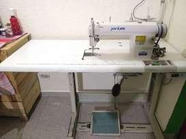 Máquina plana Jontex