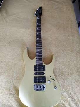 Guitarra Ibanez Gio Amarilla