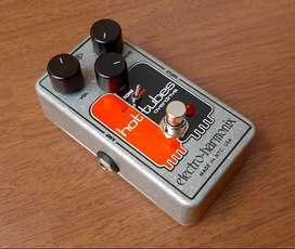 CAMBIO -VENDO, Electro harmonix Hot Tubes Overdrive pedal análogo para guitarra, NEGOCIABLE