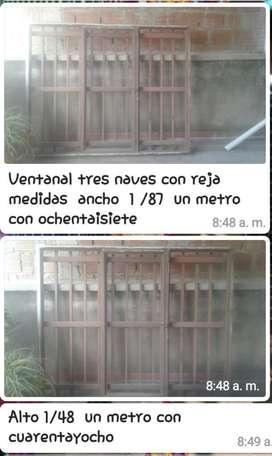 Rejas , Ventanal con Reja Etc