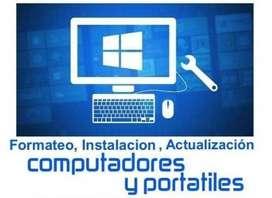 REPARACION DE COMPUTADORAS, SE RETIRA