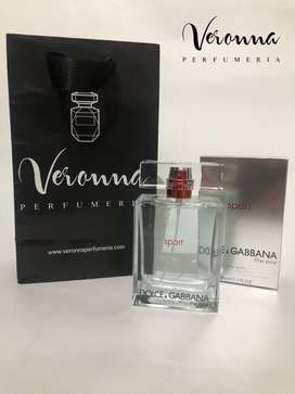 Perfume Dolce & Gabbana The One Sport 100ml Veronna