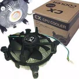 Cooler CX p/Intel 1150/1151 - Base cobre