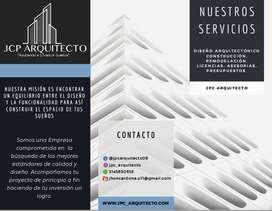 Arquitecto Remodelaciones Diseño arquitectónico Licencias Planos