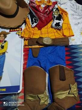 Disfraz de Woody (Toy Story)