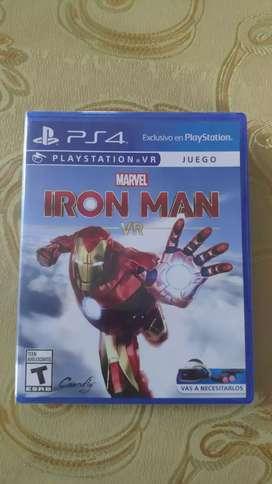 IRON MAN VR  nuevo/sellado