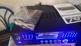 Amplificador nuevo USB Bluetooth FM