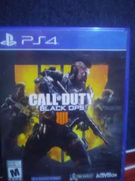 Call of Duty: Black Ops 4 -PS4