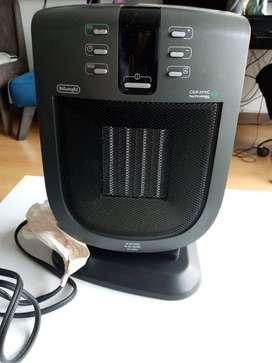 Calefactor eléctrico Delonghi