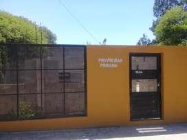 Dueño Vende Terreno con importante construccion en Villa Cornu sobre calle Coligue.