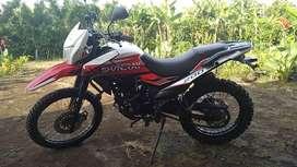 Vendo Moto Shineray 200