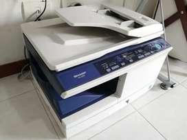 Vencambio fotocopiadora Sharp Al-2030, recién mantenimiento y lleno el tonner