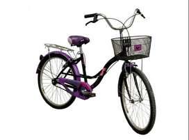 Bicicleta OXFORD niña Aro 24