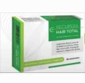 Tratamiento capilar - Recupera Hair Total
