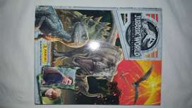 Album Jurassic World (2018) completo - Panini