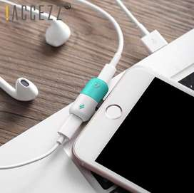 Adaptador Lightning Doble iPhone