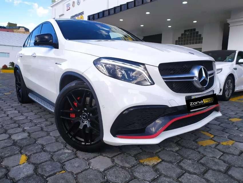 Mercedes-Benz GLE 63 A 16 S Coupé AC 5.5 4x4 2019