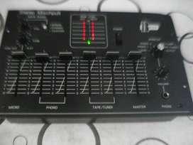 Consola Mixer Better Mpx5000 Mischpult Impecable Estado!!