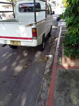 VENDO CAMIONETA CHANA SUPER CARRY DOBLE CABINA FULL ESTADO